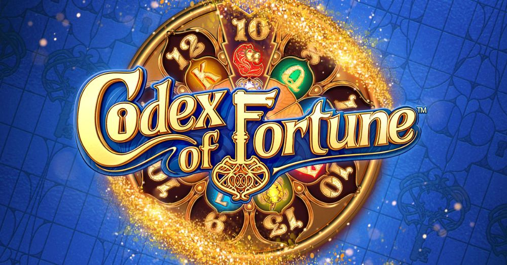codex of fortune slot by netent