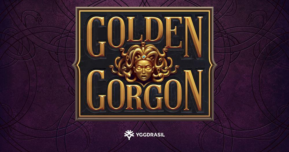golden gorgon slot by yggdrasil