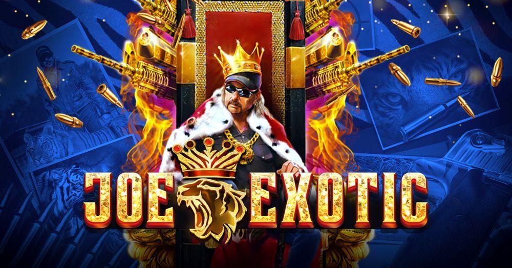joe exotyic slot by red tiger gaming