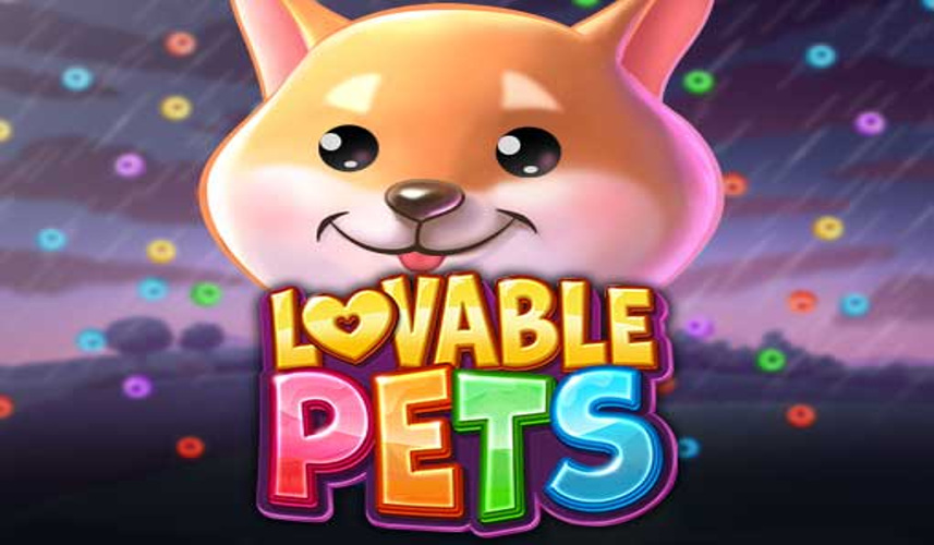 loveable pets slot by rtg