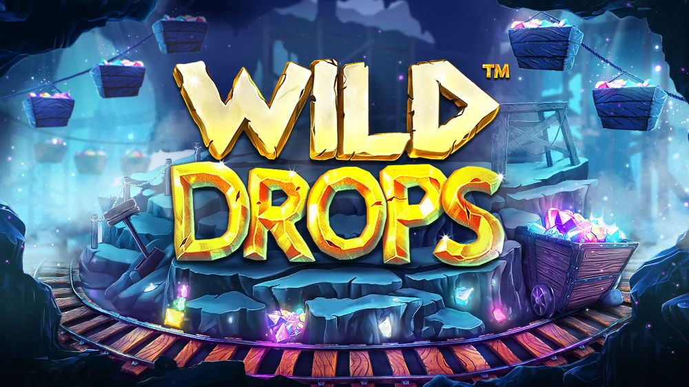 wild drops slot by betsoft