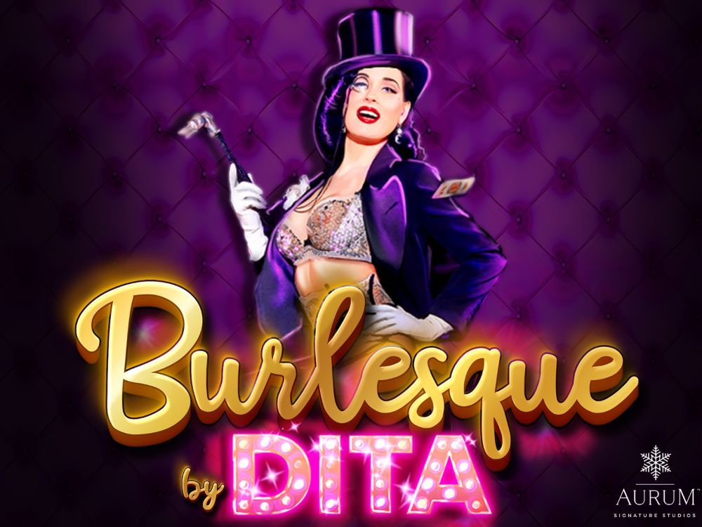 Burlesque By Dita Slot by microgaming