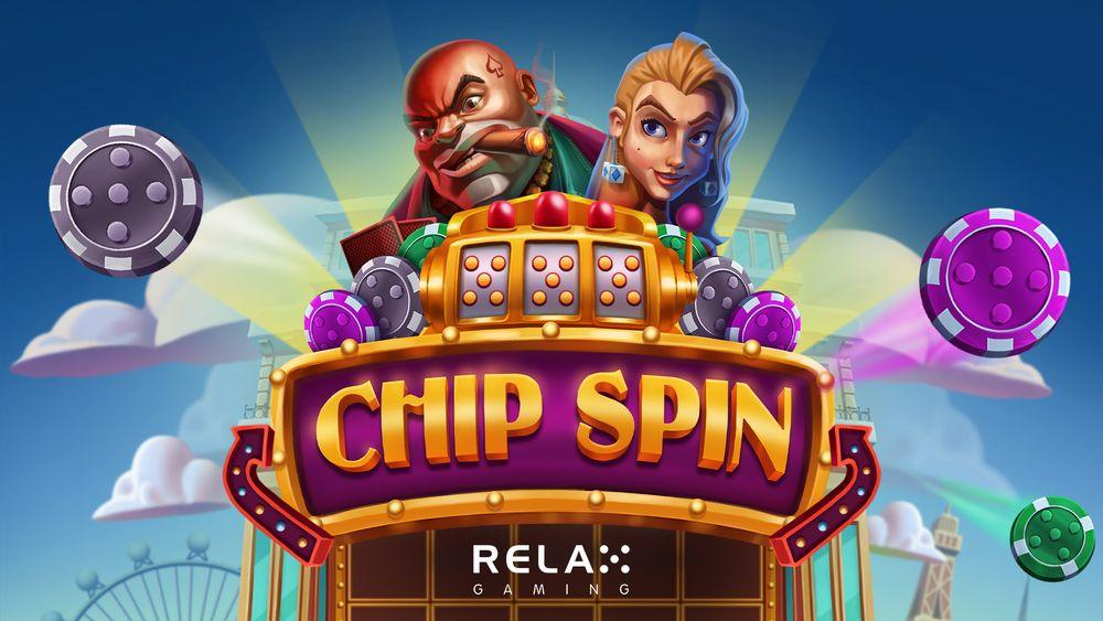 chip spin slot by relax gaming