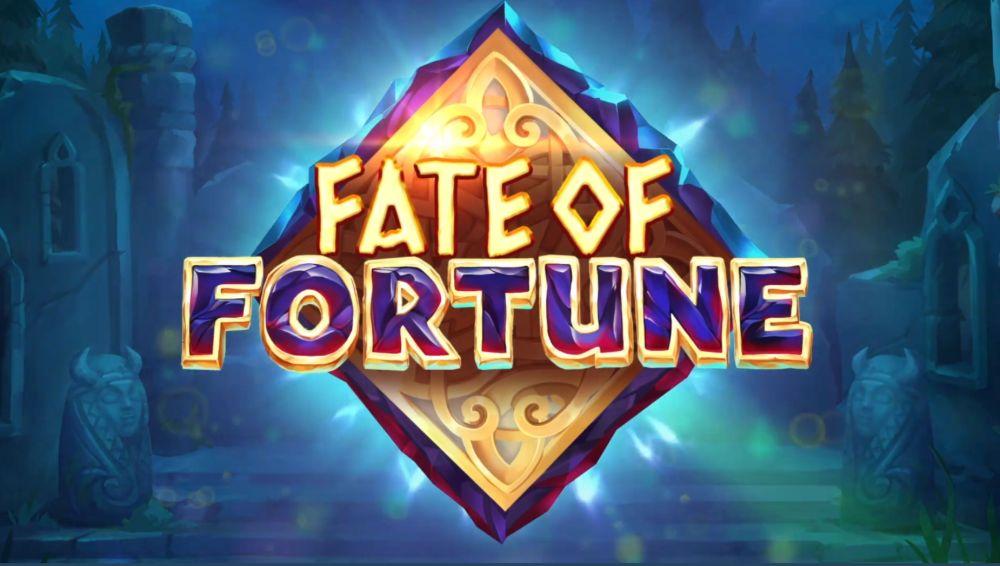 fate of fortune slot by elk studios