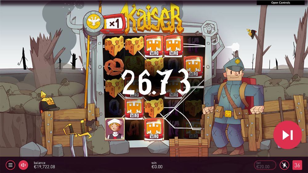 kaise slot by yggdrasil peter sons