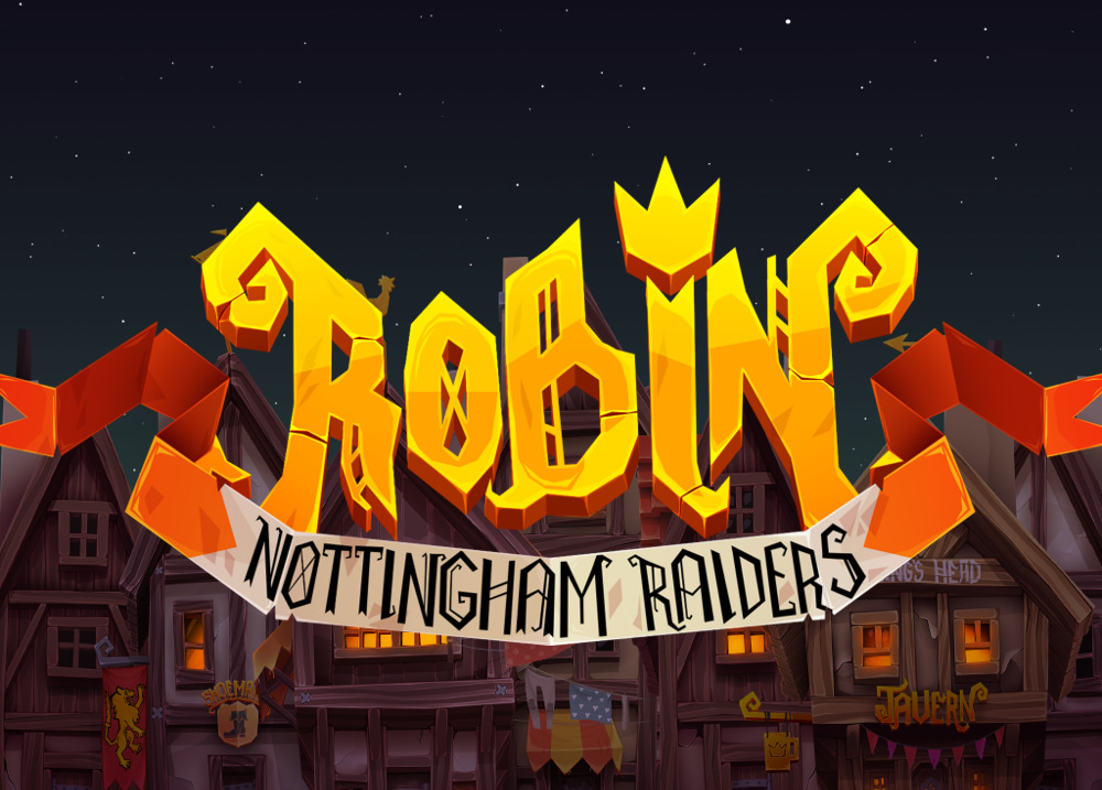 robin nottingham raiders slot by yggdrasil
