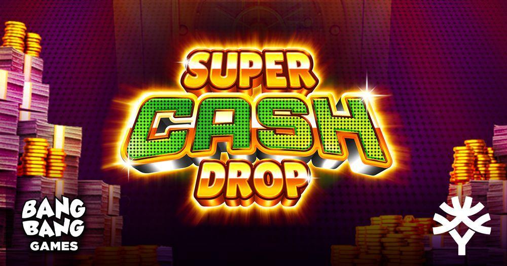 super cash drop slot by yggdrasil