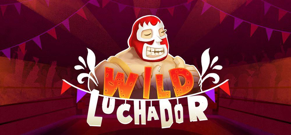 wild luchador slot