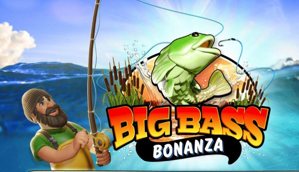 big bass bonanza slot by pragmatic play