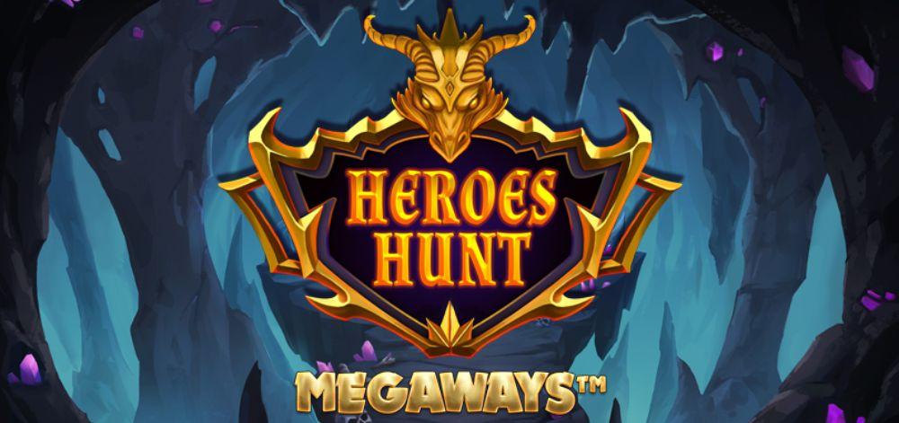 heroes hunt megaways slot by fantasma games