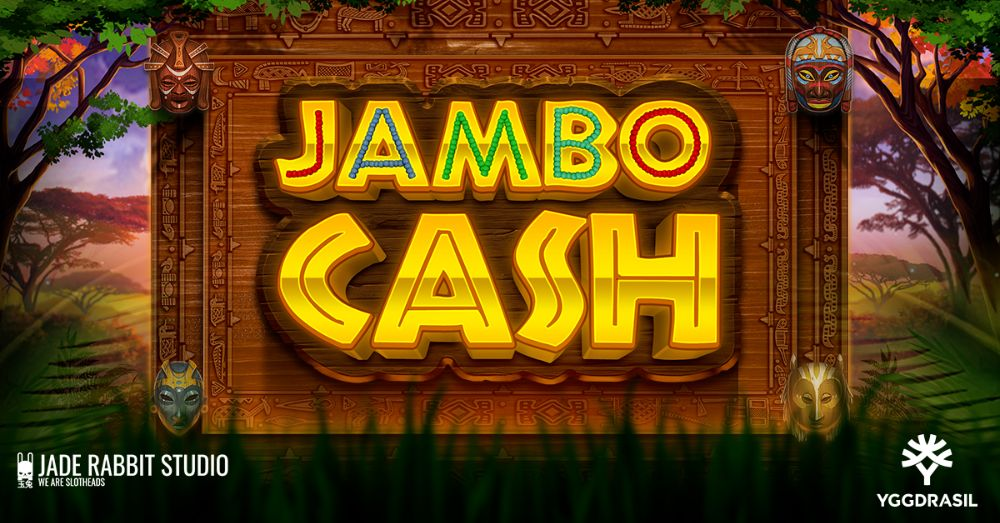 jambo cash slot by yggdrasil
