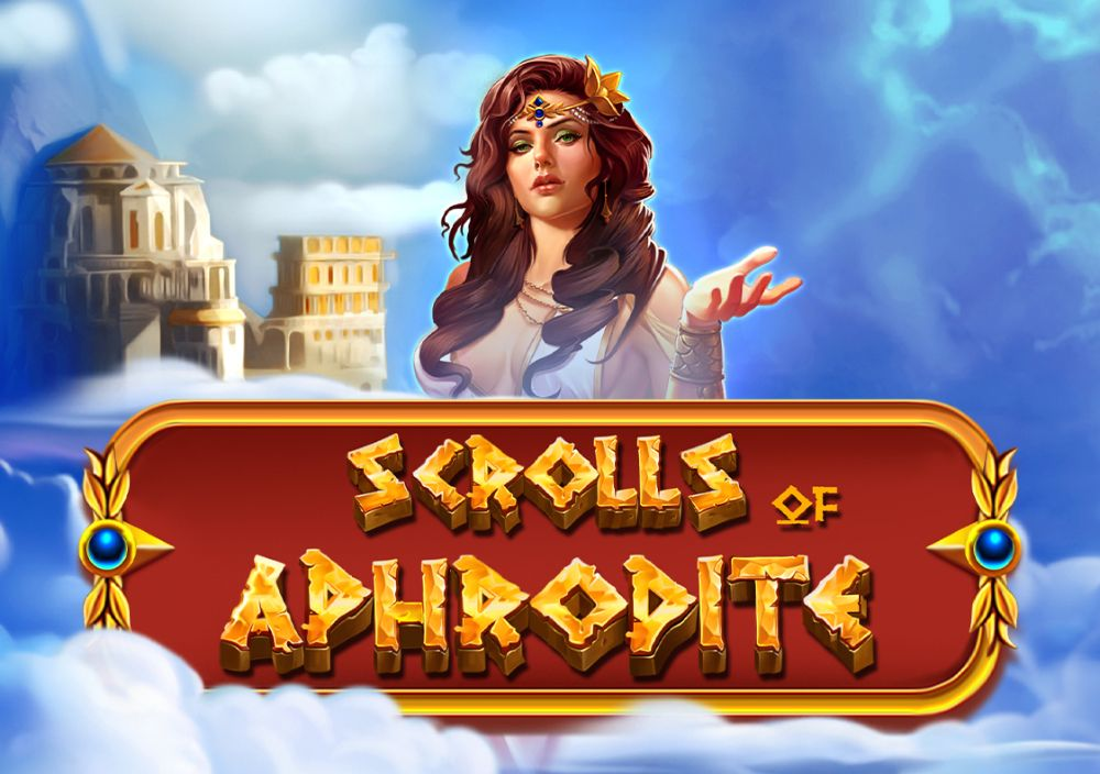 scrolls of aphrodite slot by pariplay