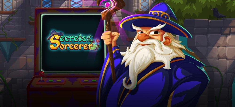 secrets of the sorcerer slot by isoftbet