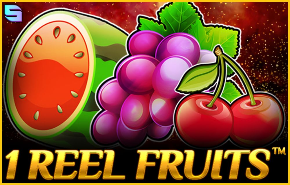 1 reel fruits slot by spinomenal