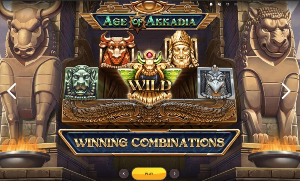 age of akkadia slot by red tiger gaming