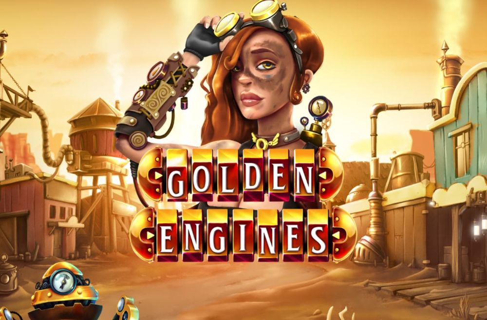 golden engiones slot by microgaming