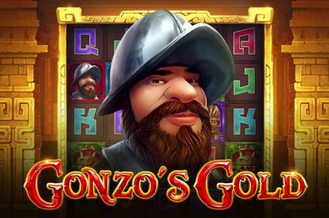 gonzo's gold slot by netent