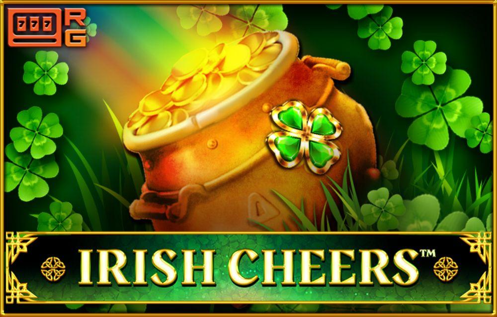 irish cheers slot by spinomenal