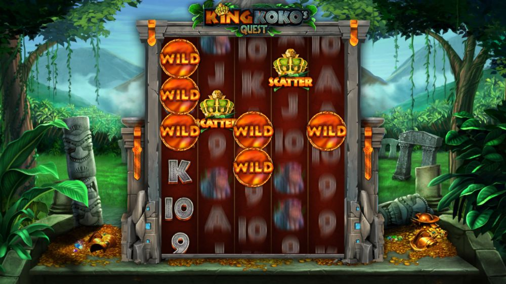 king kokos quest slot by pariplay