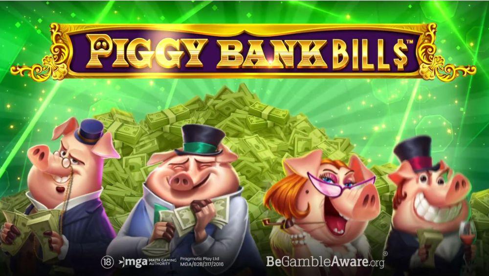 piggy bank bills slot by pragmatic play