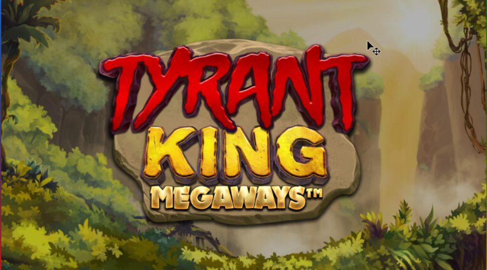 tyrant king megaways slot by isoftbet