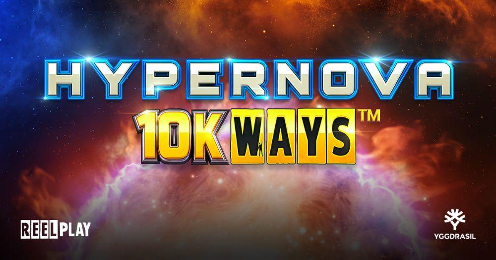 Hypernova 10K Ways by reelplay