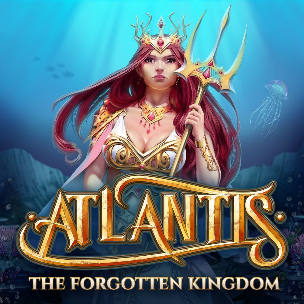 atlantis the forgotten kingdom slot
