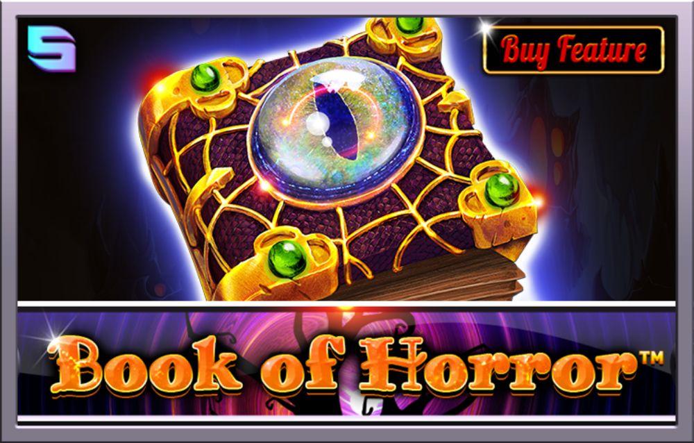 book of horror slot